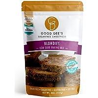 Good Dees Cookie Mix Blondie Mix-baja en carbohidratos, sin azúcar, sin gluten