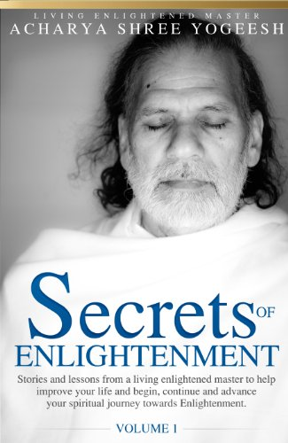 Secrets of Enlightenment, Vol. I (English Edition) por Acharya Shree Yogeesh