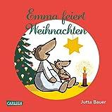 Emma feiert Weihnachten: mit Goldglitzer