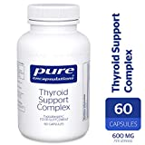 Pure Encapsulations - Thyroid Support Complex - Comprehensive Nutritional Support - 60 Capsules