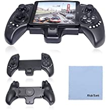 in4dealz IPEGA PG-9023 - Mando inalámbrico o bluetooth para iPad o Android Joystick incluye paño de limpieza de Makibes