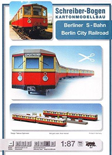 Preisvergleich Produktbild Modell Berliner S-Bahn