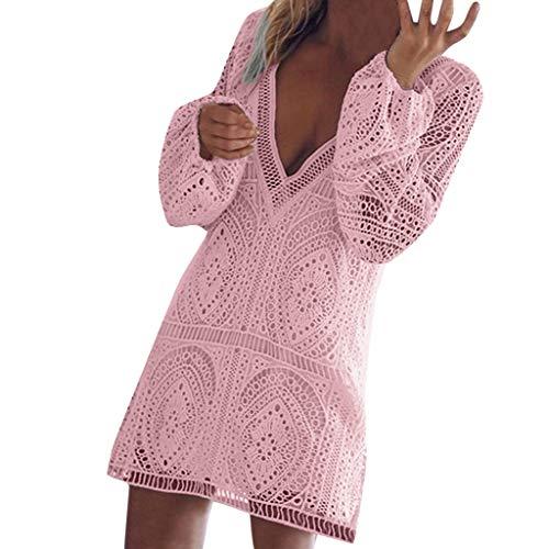 YIMOLL - Vestido de Verano para Mujer