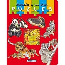 Animales Y Sus Crias (Puzzles) (Mi Primer Libro De Puzles)