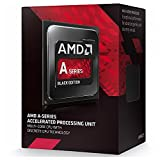 AMD A Series A8-7670K 3.6GHz 4MB L2 Box Processor - Processors A8, 3.6 GHz, Socket FM2+, PC, 64-Bit, 4 MB