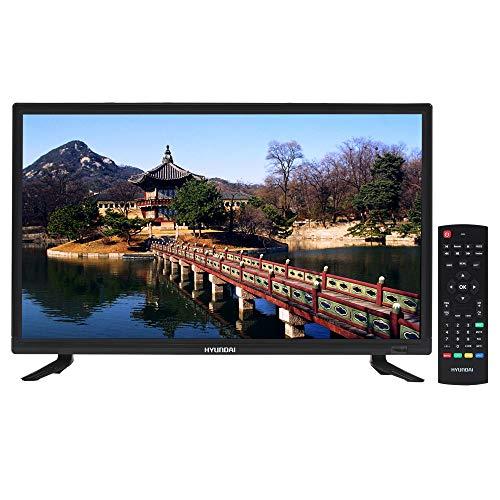 Hyundai 60cm (24 inches) HD Ready LED TV HY2498HHZ24 (Black) (2018 Model)