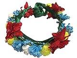 #7: Colorful Floral Tiara