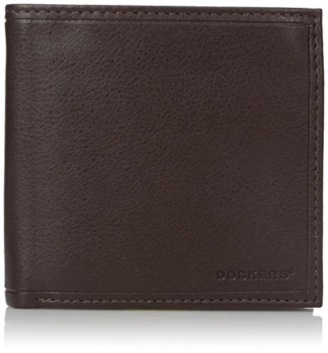 dockers-mens-saratoga-hipster-duplex-wallet-brown-one-size