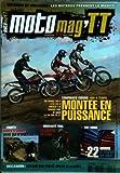 MOTO MAG' TT [No 3] du 01/03/2006 - COMPARATIF ENDURO 450 4-TEMPS - MONTEE EN...