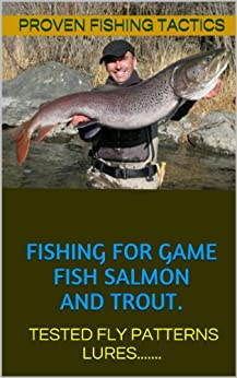 Fishing for game fish salmon and trout ebook denis for Utah game and fish