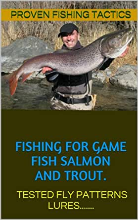 Fishing for game fish salmon and trout english edition for Utah game and fish