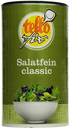 tellofix Salatfein classic , 1er Pack (1 x 800 g Packung)