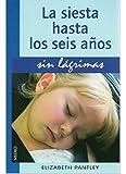La siesta hasta los seis años sin lágrimas