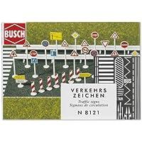 Busch - Señal de modelismo ferroviario N (BUE8121)