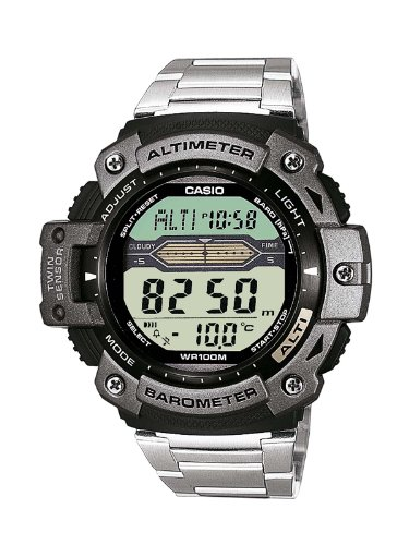Casio Collection Herren-Armbanduhr Task Gear Outdoor SGW-300HD-1AVER