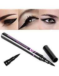 LHWY Black Waterproof Eyeliner Liquid Eye Liner Pen Pencil Makeup Cosmetic by LHWY