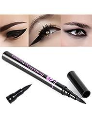 LHWY Black Waterproof Eyeliner Liquid Eye Liner Pen Pencil Makeup Cosmetic by LHWY