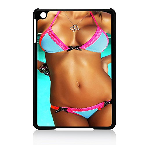 iPad Mini 1/2/3 Generation 1 2 3 Case Cover Tasche Back Cover - hot10138 Sexy Girl (Sexy Ipad 3 Fällen)