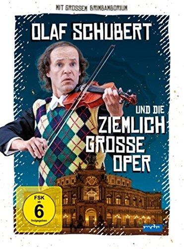 Preisvergleich Produktbild Olaf Schubert und die ziemlich grosse Oper,  1 DVD