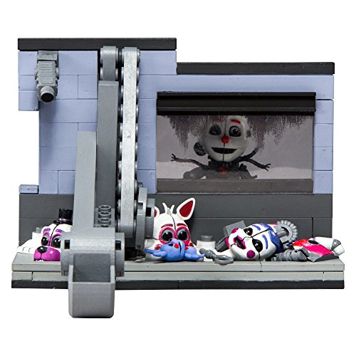 McFarlane 12825-3 Five Nights at Freddy's Medium Construction Set, Scooping Room
