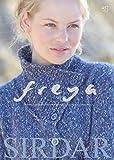 Sirdar Knitting Pattern Book Freya 452