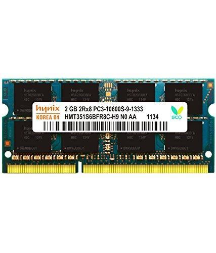 Hynix 2GB DDR3 1333MHz SODIMM Laptop Ram