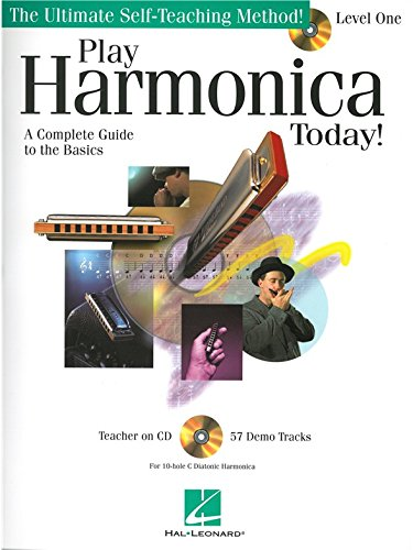 Play Harmonica Today! Level 1 - Partitio...