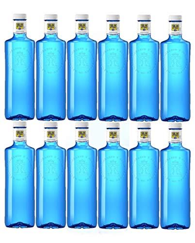 Solan de Cabras - natürliches Mineralwasser - Pack 12-1,5L - Natürliches Mineralwasser