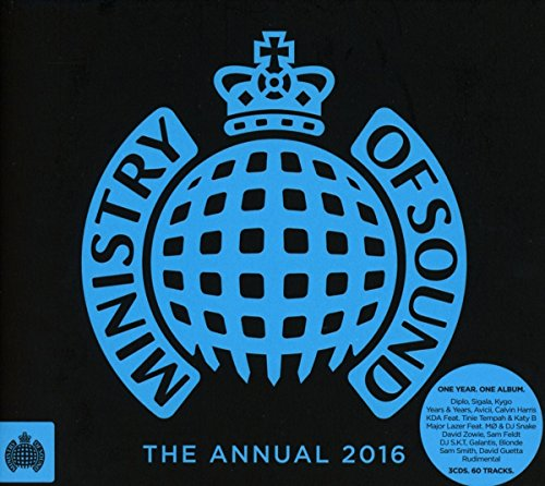 Ministry of Sound The Annual 2016