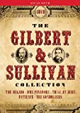 Gilbert & Sullivan: Box Set (Mikado/ Gondoliers/ Hms Pinafore/ Trial By Jury/ Patience) [DVD] [2011] [NTSC]