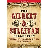 Gilbert & Sullivan: Box Set