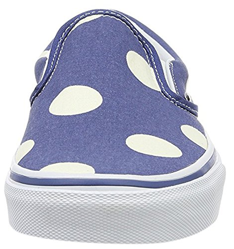 Vans Damen Classic Slip-On Blau