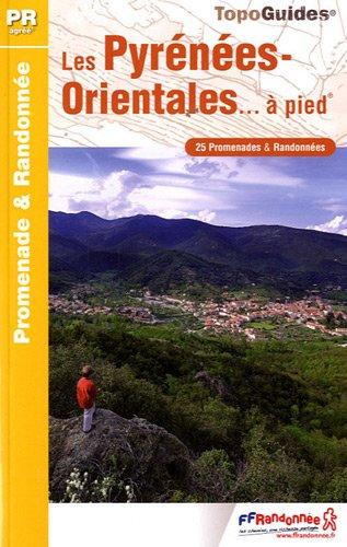 Les Pyrénées-orientales à pied
