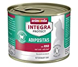 Animonda Katze Integra I. Prot. Cat Adiposit. Rind 200gD