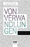 Von Verwandlungen: Erzählungen von Victoria Hohmann
