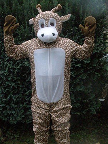 Giraffe Faschingskostüm Junggesellenabschied Fasching Fastnacht Karneval Kostüm Karnevalskostüm Tier XL / XXL Gruppe Verein - Karneval Gruppen Kostüme
