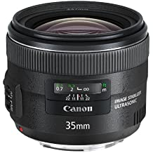 Canon EF 35mm Objektiv 1:2 IS USM (67mm Filtergewinde) schwarz