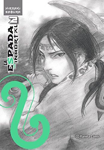 La espada del Inmortal nº 02/15 (Manga Seinen)
