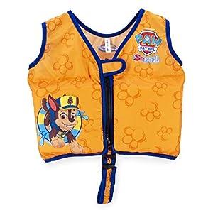 SwimWays Paw Patrol Swim Vest Colores Surtidos Chaleco de natación - Material de Entrenamiento para natación (Colores Surtidos, Chaleco de natación, Niño, 2 año(s), 4 año(s), Velcro, Cremallera)