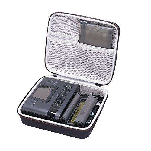 LTGEM Eva-Koffer für Canon SELPHY CP1300 Wireless Compact Photo Printer - Compact Photo Printer
