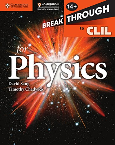 Breakthrough to CLIL physics. Workbook. Con espansione online. Per le Scuole superiori