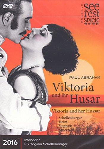 Paul Abraham : Viktoria und ihr Husar DVD (Moerbisch 2016)