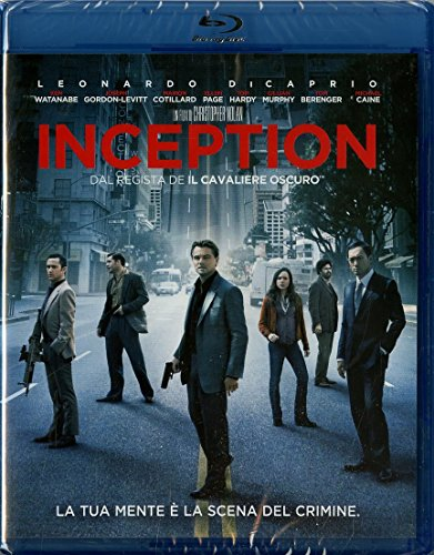 Bild von Inception [Blu-ray] [IT Import]