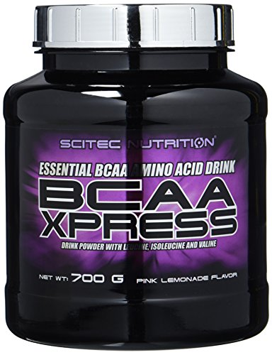 Scitec Nutrition BCAA Express, Pink lemonade, 700 g, 25078