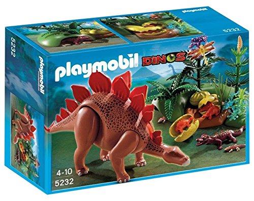 Playmobil 5232 - Nido di Stegosauro