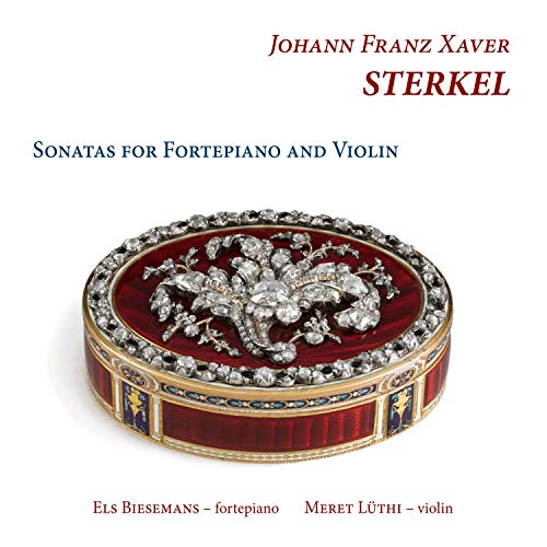 Zoom IMG-3 sonatas for fortepiano violin