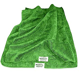 Nano Towels: The Revolutionary New Fabric Technology That Cleans with Only Water ( 2 towel )