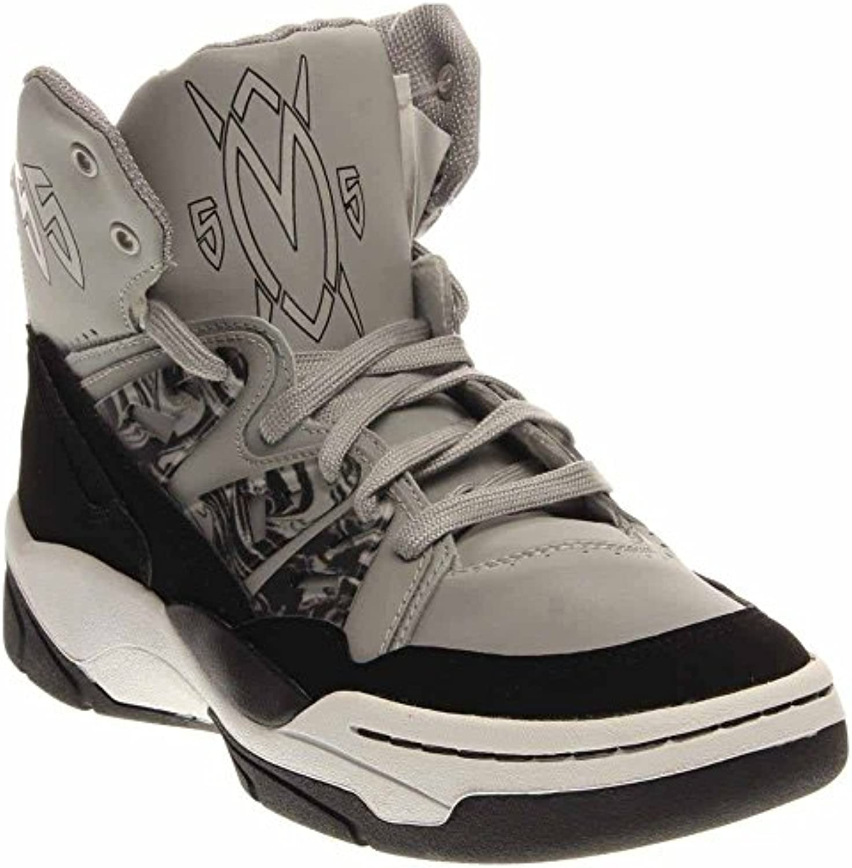 adidas mutombo uk hommes nous 9 Gris  baskets uk mutombo 8,5 ue 42,5 19d91d