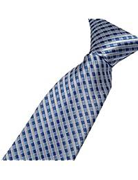 Corbatas Estándar para hombres, formal, ocio