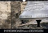 Impressionen aus Georgien (Wandkalender 2020 DIN A4 quer): Vielfältige Eindrücke von einer abwechslungsreichen Reise durch Georgien - geprägt von den ... (Monatskalender, 14 Seiten ) (CALVENDO Orte) -
